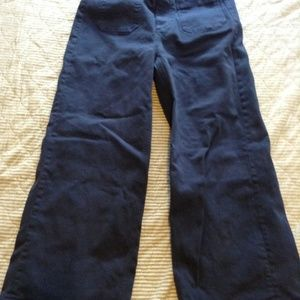 Everlane Pants - Wide Leg Crop Patch Pocket Pant